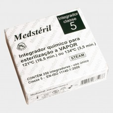 Integrador Químico Classe 5 - Medstéril
